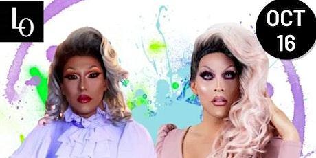 Saturday Night Drag - Adrianna Exposée & Fifi Hoo-kers - 9:30pm tickets