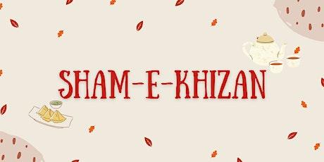 Sham-E-Khizan tickets