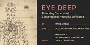Eye Deep : Detecting Diabetes with Convolutional...