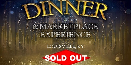 SOLD OUT: LOUISVILLE, KY: A Wizard's Christmas Dinner & Marketplace FRIDAY tickets