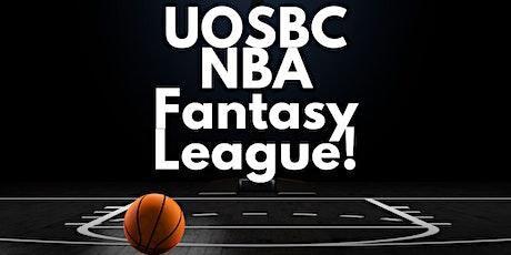 uOSBC NBA Fantasy League tickets