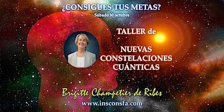 Taller de Nuevas Constelaciones Cuánticas entradas