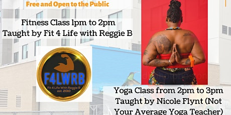 Fitness and Yoga at Sanative Arts Fest tickets