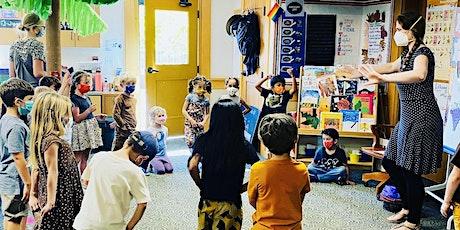 Blue Oak School Open House--Lower School and Middle School tickets