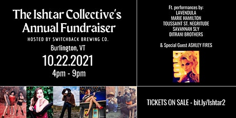 The Ishtar Collective's 2nd Annual Fundraiser tickets