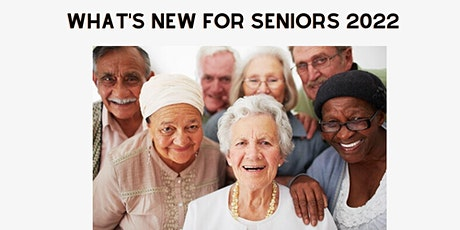 What's New For Seniors Presented by Pamela Ponce of Pamela & Associates tickets