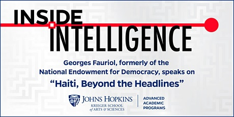 AAP Inside Intelligence - October 2021 featuring Georges Fauriol tickets