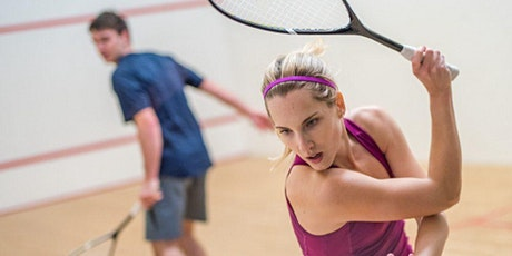 Come Play Squash in North York's Columbus Center tickets