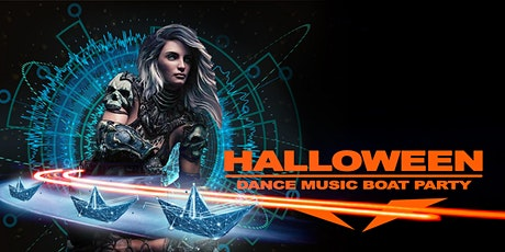 DANCE MUSIC HALLOWEEN Party Cruise NYC tickets
