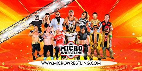 Micro Wrestling Returns to Toledo, OH! tickets
