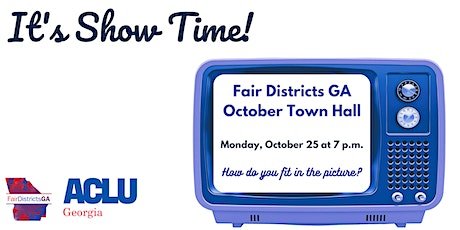 FDGA October Town Hall: It's Showtime! tickets