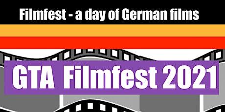 GTA Filmfest 2021 - a day of German films tickets