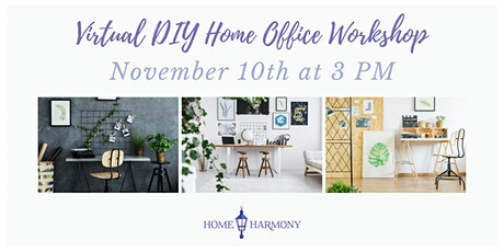Harmonize Your Home Office with Jill Paitchel tickets