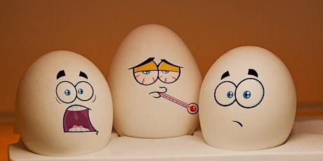 3 Secrets for Stress Management tickets