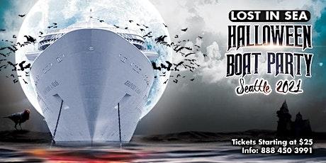 Lost in Sea Halloween Boat Party Seattle | Halloween Events Seattle tickets