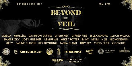Beyond the Veil tickets