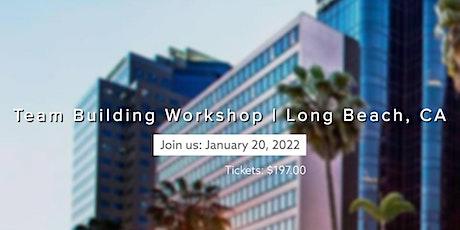 ERS Regional Team Building Workshop - Long Beach, CA tickets