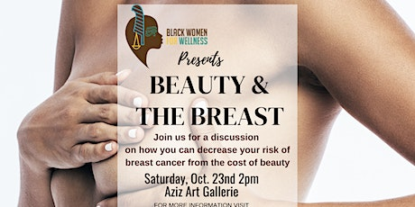 Beauty and the Breast  Environmental Justice Webinar tickets