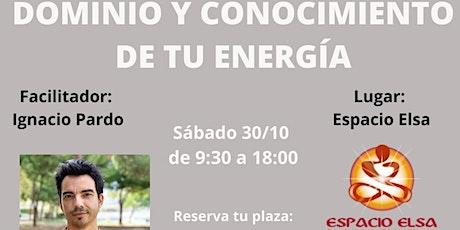 Curso: Mejora el manejo, dominio y conocimiento de tu energía entradas