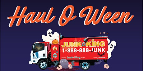 Haul-o-ween Community Event in Foster City (Free Junk Drop Off) tickets