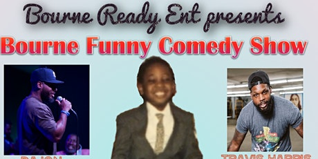 Bourne Funny Comedy Show tickets