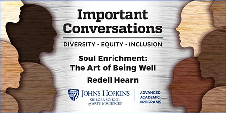 Important Conversations - November 2021 featuring Redell Hearn tickets