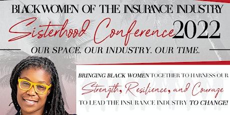 Black Women Of The Insurance Industry: SISTERHOOD tickets