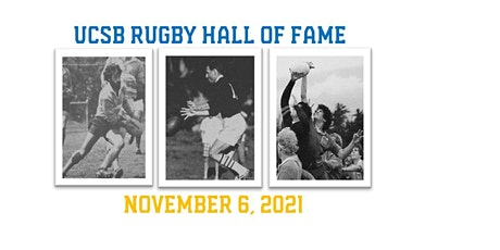 UCSB RUGBY HALL OF FAME DINNER - NOV. 6 - HARRY'S PLAZA CAFE tickets