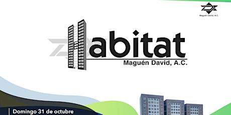 Inauguración Habitat boletos