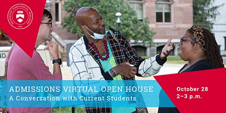 """PTS Virtual  Open House: """"A Conversation with Current Students"""" tickets"""