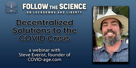 Decentralized Solutions to the COVID Crisis tickets