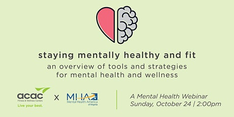 Mental Health and Fitness Webinar tickets