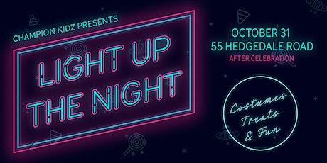 CK Light Up the Night tickets