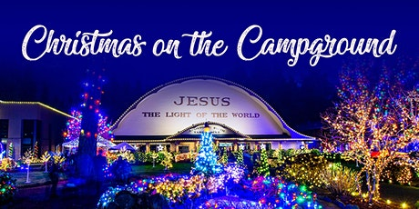 Drive By Christmas on the Campground tickets