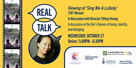Real Talks: Sing Me A Lullaby Documentary Screening and Discussion tickets