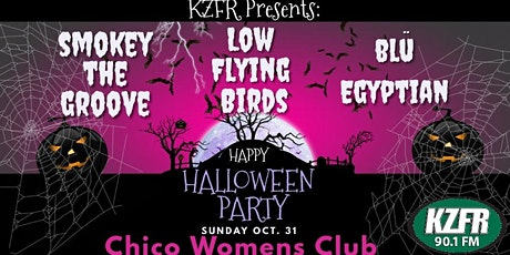 Smokey Blu Birds Halloween Spooktacular! tickets