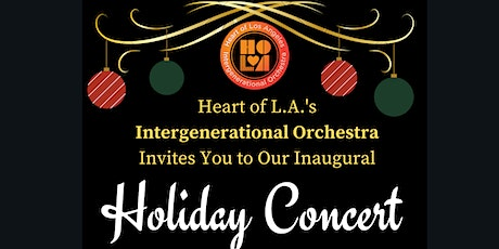 Intergenerational Orchestra Holiday Concert tickets