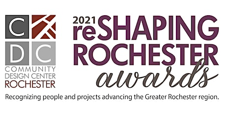 11th Annual Reshaping Rochester Awards Ceremony (Webinar) tickets