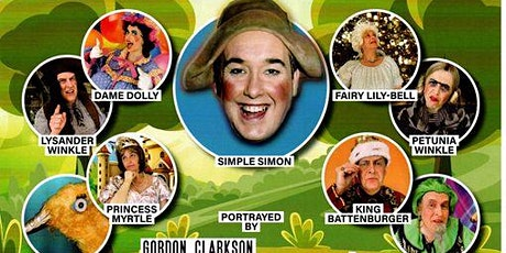 Simple Simon and the Golden Goose tickets