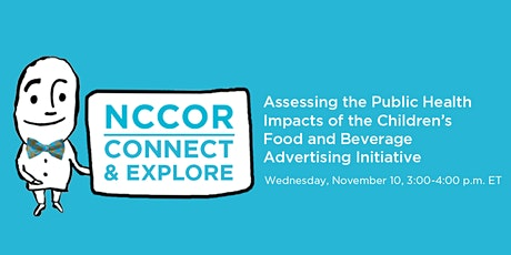Impacts of the Children's Food and Beverage Advertising Initiative tickets