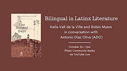 Bilingual in Latinx Literature tickets