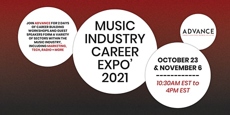 ADVANCE presents the Music Industry Career Expo tickets