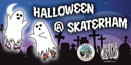 QuadsTakeoverLDN Halloween @ Skaterham 2021 tickets
