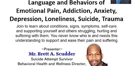 SISFI and Senator Luis Sepulveda Suicide Awareness  and Emotional Wellness tickets