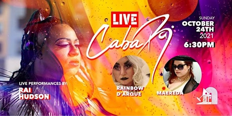 Caba-Rai: A Special night with Rai Hudson and Special Guest tickets