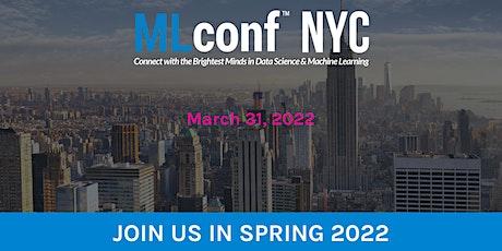 MLconf 2022 New York City tickets