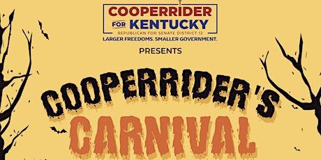 Cooperrider's Halloween Fundraising Event tickets
