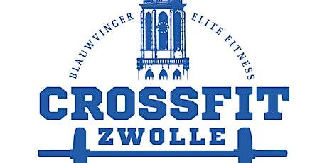 CrossFit Zwolle Clubkampioenschappen 2021- Buddy Edition tickets