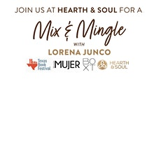 Mix and Mingle with Lorena Junco tickets