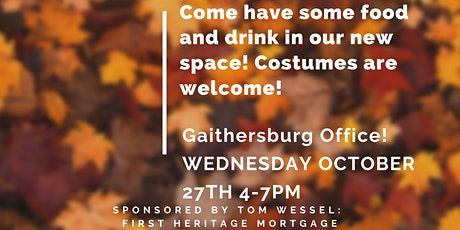 IT'S FALL Y'ALL Gaithersburg Fall & Halloween Mixer tickets